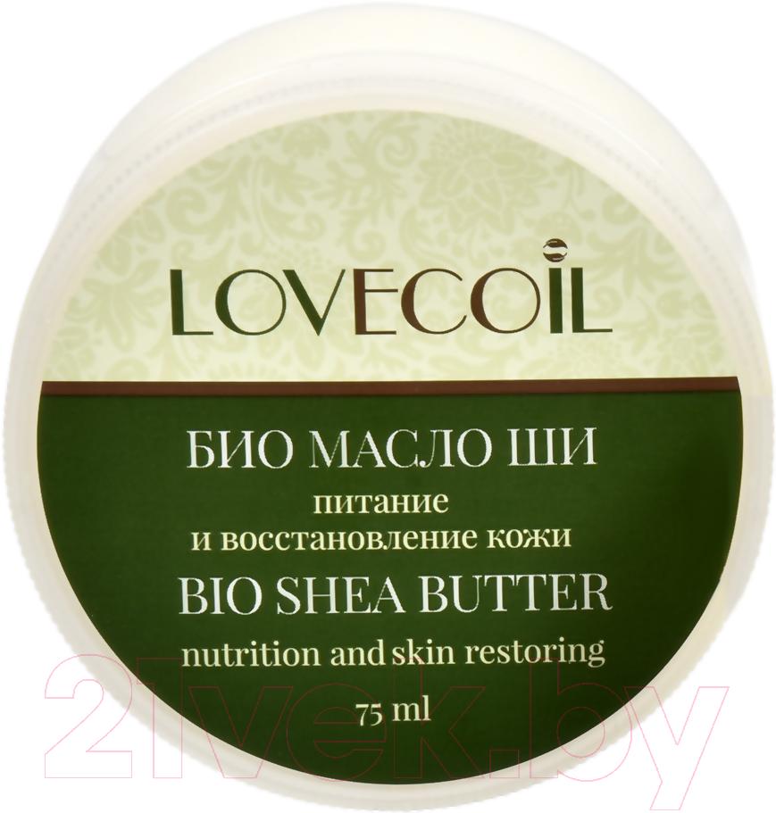 Купить Масло для тела LovEcOil, Leo Био масло ши питание и восстановление кожи (75мл), Россия