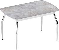 Обеденный стол Eligard Fly 2 / СБ2 (песчаник серый) -