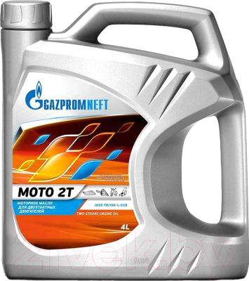 Моторное масло Gazpromneft Moto 2T / 2389907005 (4л)