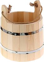 Ведро деревянное Добропаровъ Емеля 1311798 (10л) -