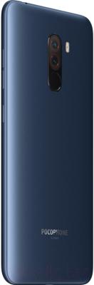 Смартфон Xiaomi Pocophone F1 6Gb/64Gb (синий)