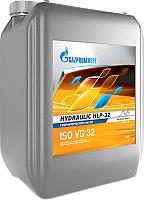 Индустриальное масло Gazpromneft Hydraulic HLP 32 / 253421942 (20л) -