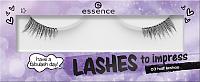 Накладные ресницы ленточные Essence Lashes To Impress тон 03 (1шт) -