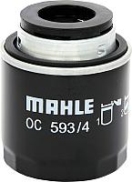 Масляный фильтр Knecht/Mahle OC593/4 -