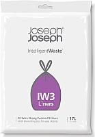Пакеты для мусора Joseph Joseph IW3 17л / 30026 (20шт) -