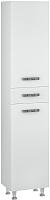 Шкаф-пенал для ванной Sanwerk Sierra 40 R 3F / MV0000453 (белый) -
