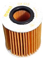 Масляный фильтр Knecht/Mahle OX413D1 -