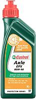 Трансмиссионное масло Castrol Axle EPX 80W90 / 154CB7 (1л) -