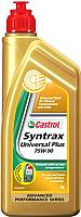 Трансмиссионное масло Castrol Syntrax Universal Plus 75W90 MB 235.8 / 154FB4 (1л) -