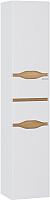 Шкаф-пенал для ванной Sanwerk Liga Air 35 R 4F / MV0000396 (мессина) -