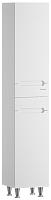 Шкаф-пенал для ванной Sanwerk Era 35 L 4F / MV0000410 (белый) -