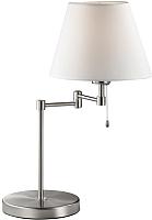 Прикроватная лампа Odeon Light Gemena 2480/1T -