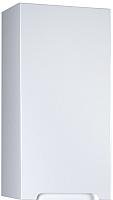 Шкаф-полупенал для ванной Sanwerk Era Air 35 L 1F / MV0000425 (белый) -