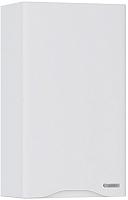 Шкаф-полупенал для ванной Sanwerk Slim Alessa Air 35 R 1F / MV0000379 (белый) -