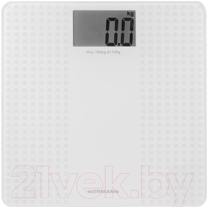 Купить Напольные весы электронные Normann, ASB-464, Китай