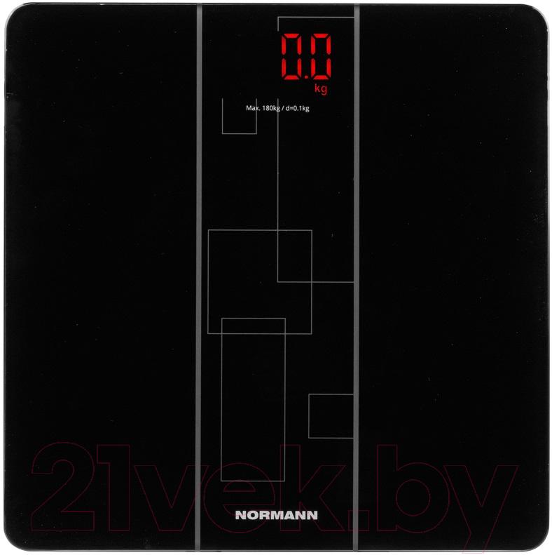 Купить Напольные весы электронные Normann, ASB-465, Китай