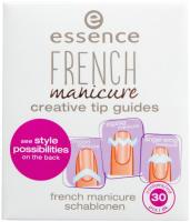 Полоски для маникюра Essence Creative Tip Guides тон 02 (30шт) -