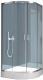 Душевой уголок New Trendy Suvia ZS-0001 R55 (80x80x185) -