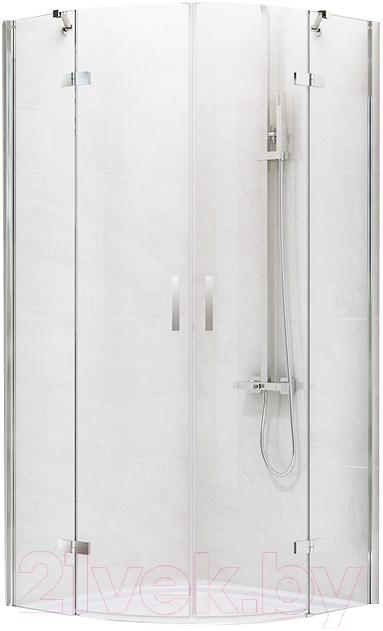 Душевой уголок New Trendy, New Merana K-0331 (90x90x195), Польша  - купить со скидкой