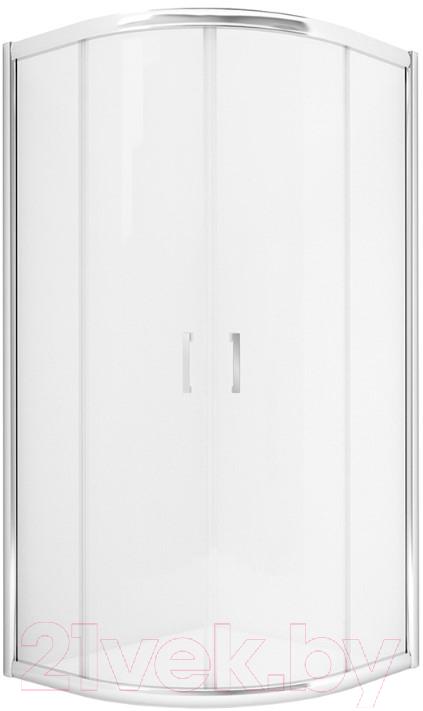 Купить Душевой уголок New Trendy, Varia 2Д Active Shield K-0207 R55 (80x80x165), Польша