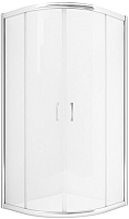 Душевой уголок New Trendy Varia 2Д Active Shield K-0213 R55 (90x90x165) -