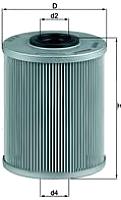 Топливный фильтр Knecht/Mahle KX78D -