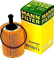 Масляный фильтр Mann-Filter HU719/7X -
