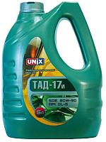 Трансмиссионное масло Unix ТАД-17 (3л) -