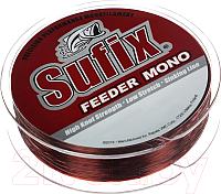 Леска монофильная Sufix Feeder mono 0.16мм / DS1XL0160MZB2O (150м, красный) -