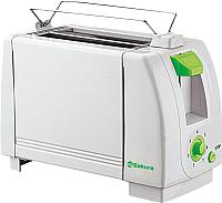 Тостер Sakura SA-7600G (зеленый) -