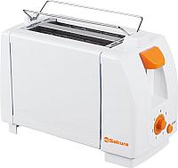 Тостер Sakura SA-7600A (оранжевый) -