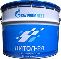 Смазка техническая Gazpromneft Литол-24 / 2389906898 (4кг) -