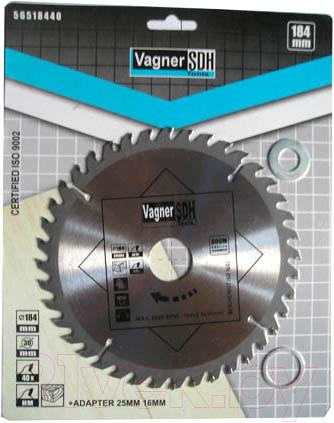 Купить Пильный диск Vagner, 51005416, Китай