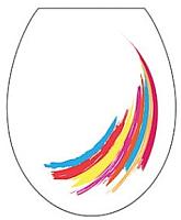Сиденье для унитаза Berossi АС 15801060 (белый, авангард) -