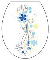 Сиденье для унитаза Berossi АС 15801070 (белый, классика) -