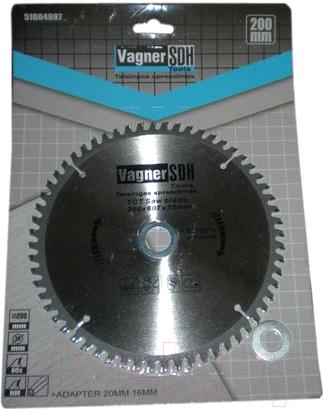 Купить Пильный диск Vagner, 51004997, Китай