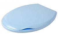 Сиденье для унитаза Berossi АС 15808000 (голубой) -
