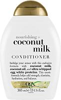 Кондиционер для волос OGX Питательный с кокосовым молоком (385мл) -