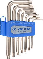 Набор ключей King Tony 20407PR -