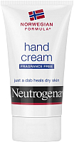 Крем для рук Neutrogena Норвежская формула без запаха (50мл) -