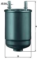 Топливный фильтр Knecht/Mahle KL485/5D -