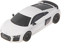 Радиоуправляемая игрушка MZ Audi R8 / 27057 (белый) -