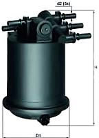 Топливный фильтр Knecht/Mahle KL414 -