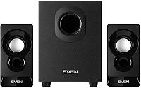 Мультимедиа акустика Sven MS-85 (черный) -