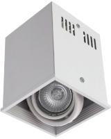 Точечный светильник Arte Lamp Cardani Piccolo A5942PL-1WH -