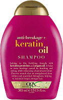 Шампунь для волос OGX Против ломкости волос с кератиновым маслом (385мл) -