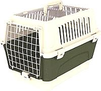 Переноска для животных Ferplast Atlas 10 Open Organizer / 73015399 (зеленый) -
