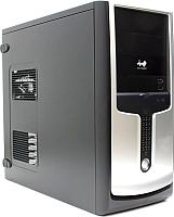 Корпус для компьютера In Win IW-S564 (черный/серебристый) -