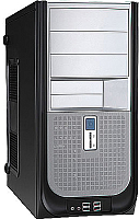 Корпус для компьютера In Win IW-S605TA (черный) -