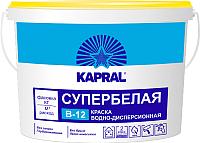 Краска Kapral B-12 (15кг, белый) -